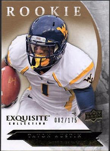 JC 2012 Exquisite Collection Draft Picks #ERTA Tavon Austin #082/175