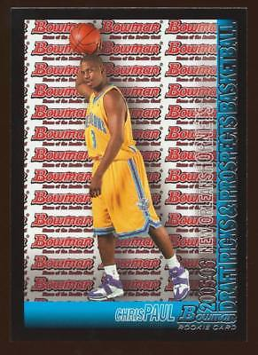 Image of 2005-06 Bowman #111 Chris Paul ROOKIE HORNETS RC