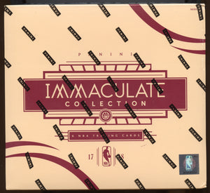 2017-18 Immaculate Collection Basketball Hobby Box
