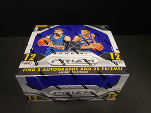 2018-19 PRIZM FIRST OFF THE LINE BASKETBALL BOX