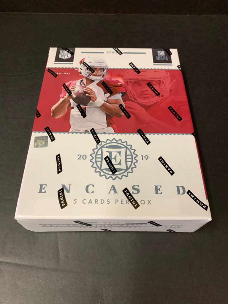 2019 ENCASED FOOTBALL HOBBY BOX