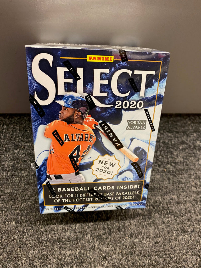 2020 select baseball blaster box