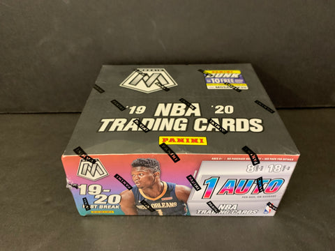 2019-20 Mosaic Basketball Fast Break Box