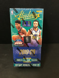 2019-20 ABSOLUTE BASKETBALL HOBBY BOX