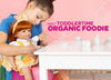 NEW! Meet ToddlerTime Doll, Organic Foodie