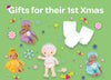 Holiday Gift Guide - Gifts for Little Ones!