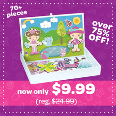 "BLACK FRIDAY - ADORAble Scene's ""Outdoor Adventure"" Play Box is $9.99!"