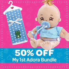 CYBER MONDAY - 50% OFF My First Adora Bundle
