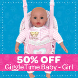 50% Off GiggleTime Baby Girl