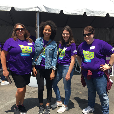 Charisma Brands participates in Play Your Part LA