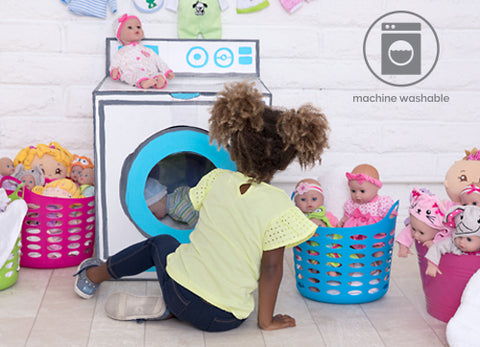 Adora's Machine Washable Toys & Dolls