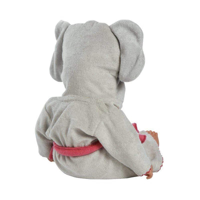 "Adora Bathtime Baby Doll Boy, 13"" Baby Elephant, Washable Toys for Ages 1+"