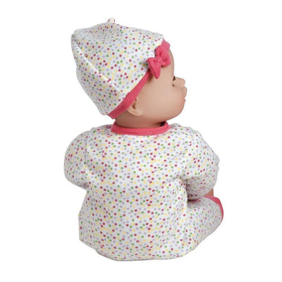 "Adora Playtime Baby Doll, 13"" Washable Soft Baby Doll Dot, Ages 1+"