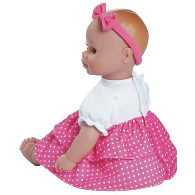 "Adora Playtime Baby Doll, 13"" Toys Baby Doll Pretty Girl, Ages 1+"