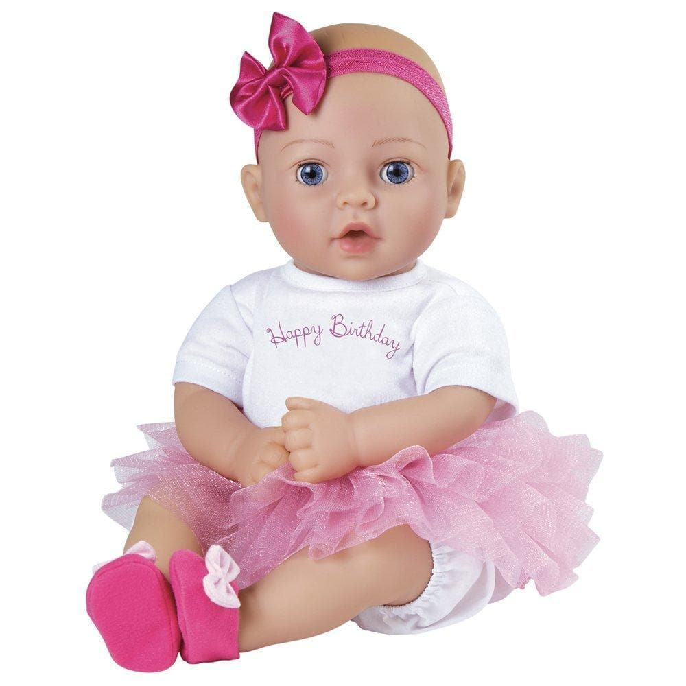 Choosing a baby doll for a gift to a little daughter or granddaughter 67