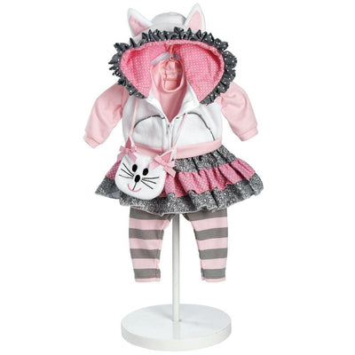 "Adora Baby Doll Clothes & Dresses for 20"" inch Doll The Cat's Meow Outfit"