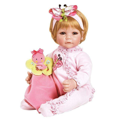 Adora 20 inch Realistic Toddler Baby Dolls for Kids Butterfly Boo
