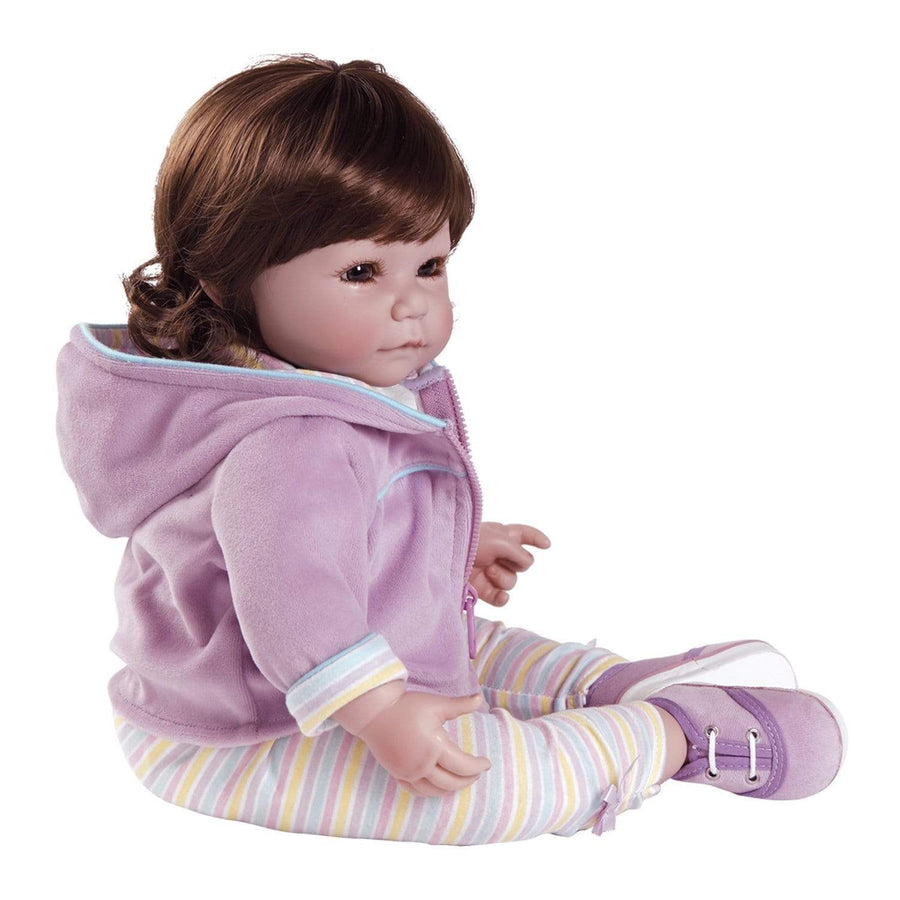 """Rainbow Sherbet"" - 20 inch Realistic Baby Doll for Kids 6+ 