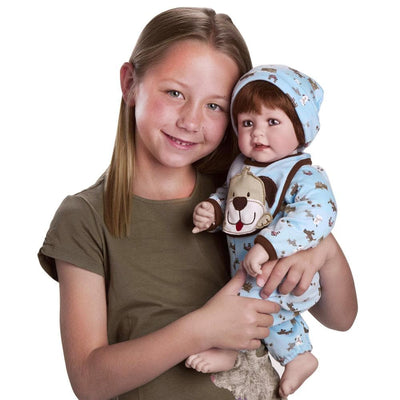 Adora Realistic Toddler Baby Dolls for Kids, 20 inch WOOF!