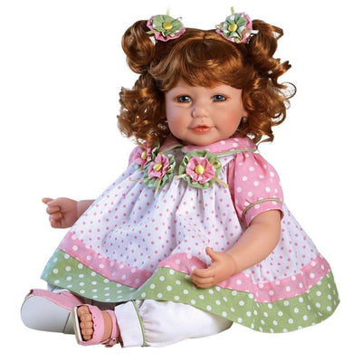 Adora Realistic Toddler Baby Dolls for Kids, 20 inch Tutti Fruity