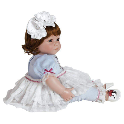 Adora ToddlerTime Baby Doll, 20 inch Baby for Kids Paris Poodle