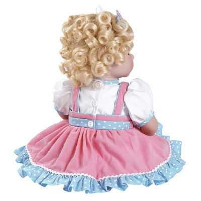 Adora ToddlerTime Baby Doll, 20 inch Baby for Kids Chick-Chat