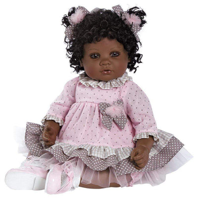 Adora ToddlerTime Baby Doll, 20 inch Baby for Kids Curls of Love