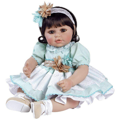 Adora ToddlerTime Baby Doll, 20 inch Baby for Kids Honey Bunch