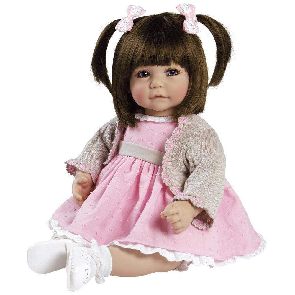 Quot Sweet Cheeks Quot Girl Toddler Doll 20 Inch Baby Doll
