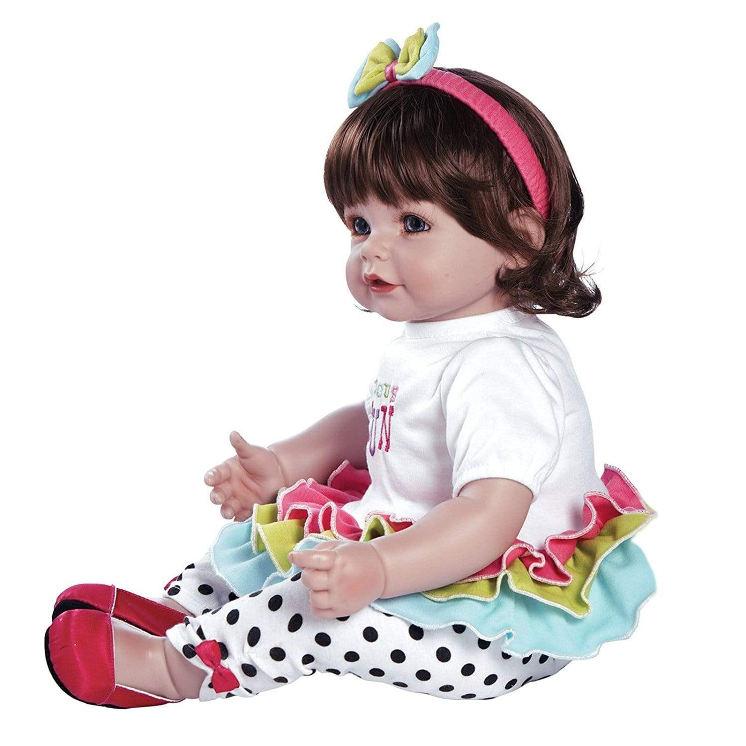 "Circus Fun Outfit"" Baby Doll Clothes Fits 20 inch ToddlerTime Doll"