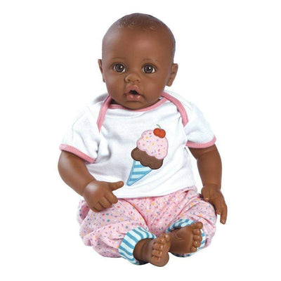 "Adora Baby Doll Clothes for 16"" Baby Dolls - Ice Cream Ensemble"