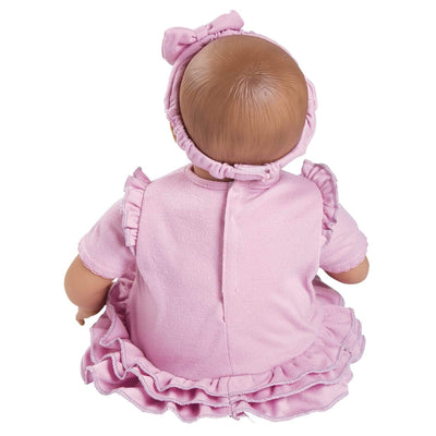 "Adora BabyTime Doll, Realistic & Lifelike 16"" Baby Doll Lavender"