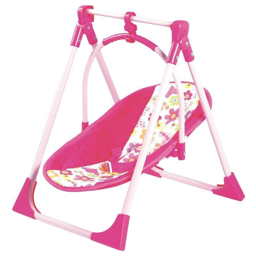Adora Baby Doll High Chair, Swing, Carrier U0026 Seat, 4 In 1 Play
