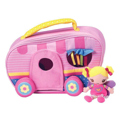 ADORAble Traveltime Fairy Play Set - Plush Fairy Included