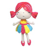 "Adora 11.5"" Petite Rag Doll, Ultra-Soft Microfiber Plush Doll, Softies Blossom"