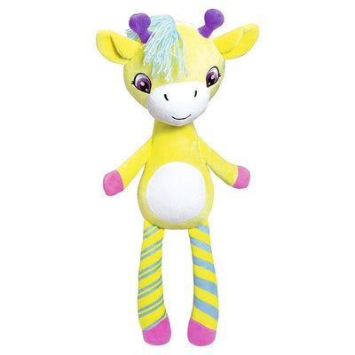 Adora Stuffed Animal Zippity Hug & Hide - Giselle - Giraffe Plush Toy for Kids 3+