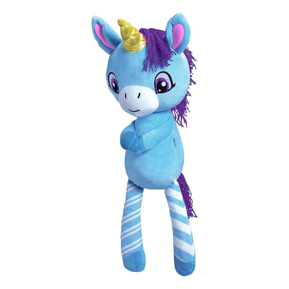 Unicorn Stuffed Animal Quot Celeste Quot Zippity Hug N Hide