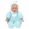 "Cuddle Baby Blue PJs - 12"" Boy Soft Body Baby Doll for Infants 