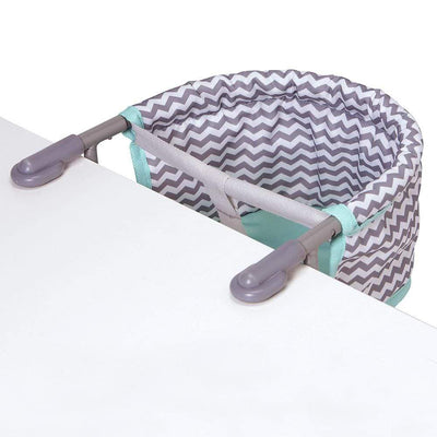 "Zig Zag Portable Table Feeding Seat, Doll Accessory for 15-16"" dolls"