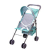 "Adora Baby Doll Stroller Zig Zag Medium Shade Umbrella for 13"" Boys"