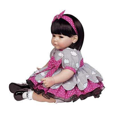 Adora Realistic Toddler Baby Dolls for Kids, 20 inch Little Dreamer