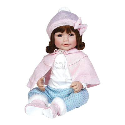 Adora Realistic Toddler Baby Dolls for Kids, 20 inch Jolie