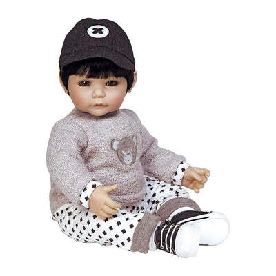 Adora 20 inch Realistic Toddler Baby Dolls for Kids Bubba Bear