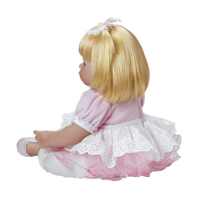 Adora Realistic Toddler Baby Dolls for Kids, 20 inch Hearts Aflutter