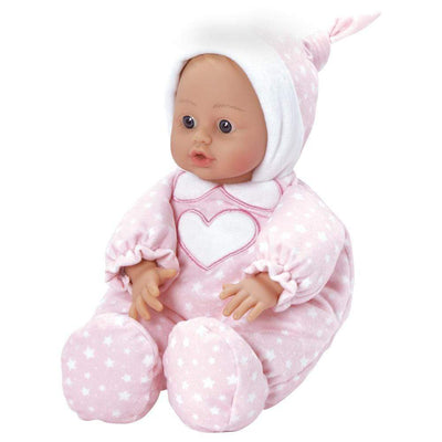 """Dreamy"" Cuddle Baby, 12"" Girl Soft Body Baby Doll for Infants 