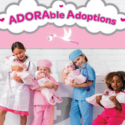 "Adora Baby Dolls for Adoption ""Precious"" 16 inch Realistic Baby Doll for Kids Age 3+"