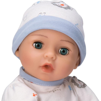 "Baby Boy Doll ""Adoption Baby Handsome"" - Toys for 3 Year Olds 
