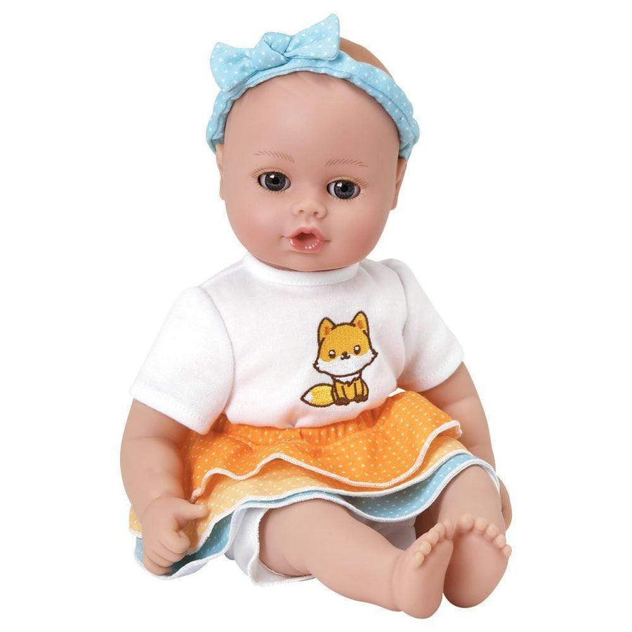 playtime baby dolls for toddlers, open/close eyes, sucks a thumb