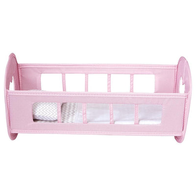 Pink Pack N Play Baby Doll Cradle | Adora Baby Doll Accessories