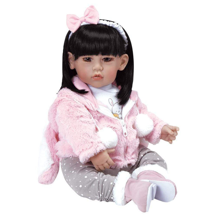 1be3c7be7 Adora 20 inch Realistic Toddler Baby Doll for Kids - Cottontail